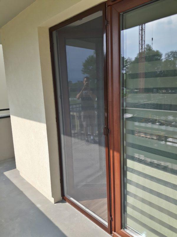 Drzwi moskitierowe ul.Mała gora
